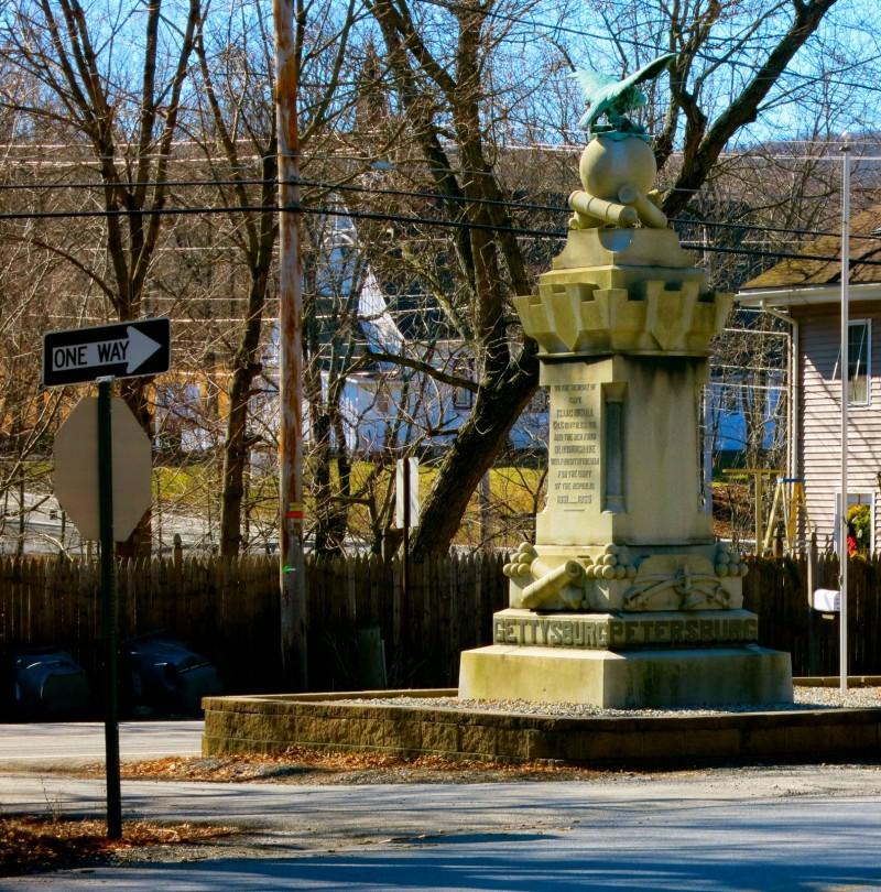 Caldwell Monument, Salisbury Mills NY