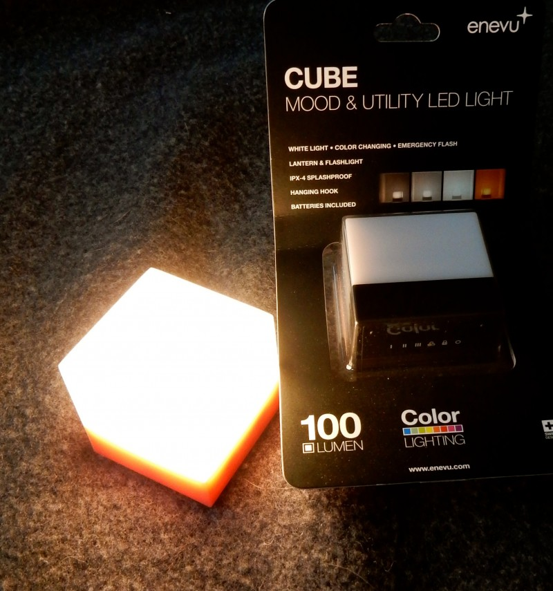 Enevu Cube Light