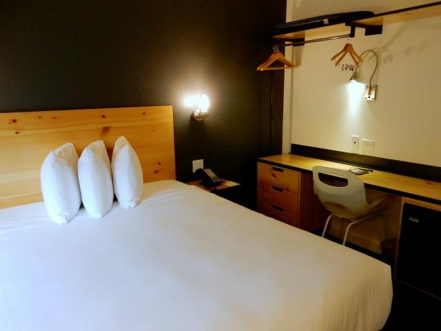 Guestroom, BKLYN House Hotel, Bushwick NY