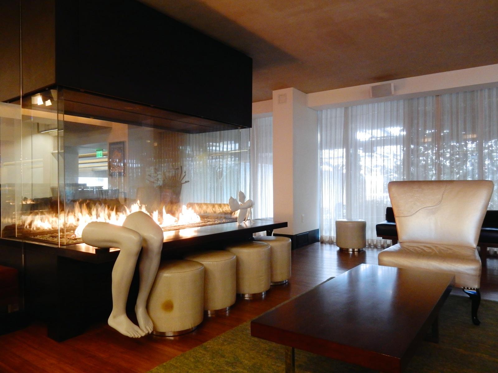Living Room J House Hotel Greenwich Ct