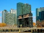 Long Island City Landmark on East River