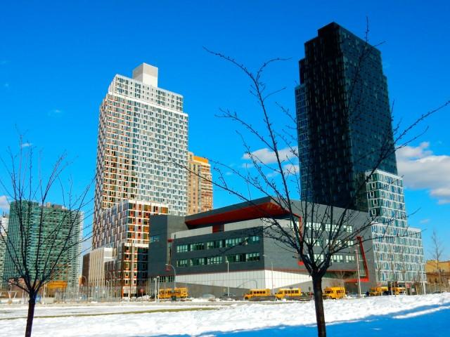 Long Island City Luxury High Rises