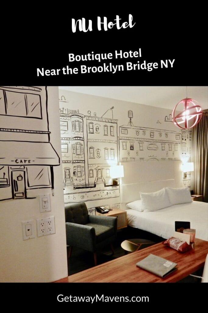NU Hotel Brooklyn NYPin