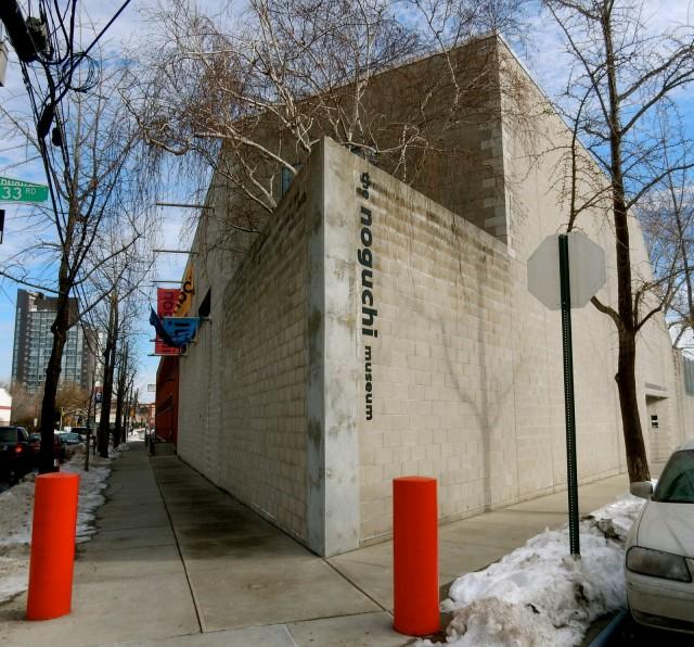 Noguchi Museum, Long Island City NY