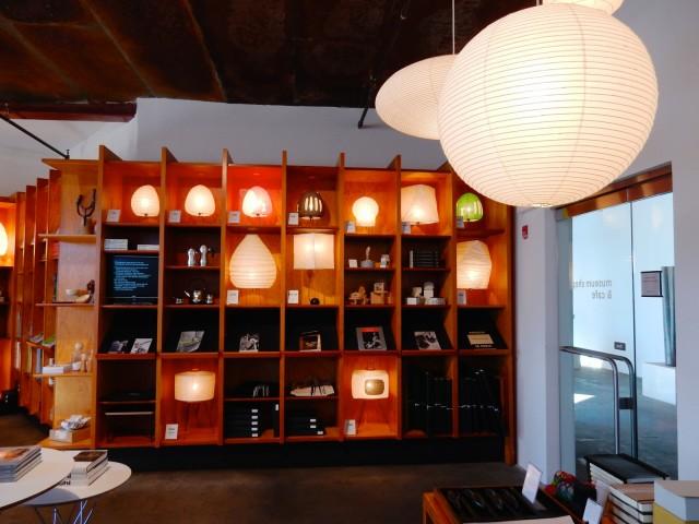 Noguchi Museum Shop, Long Island City NY