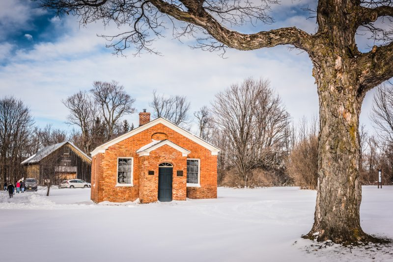 Gerrit Smith National Historic Landmark