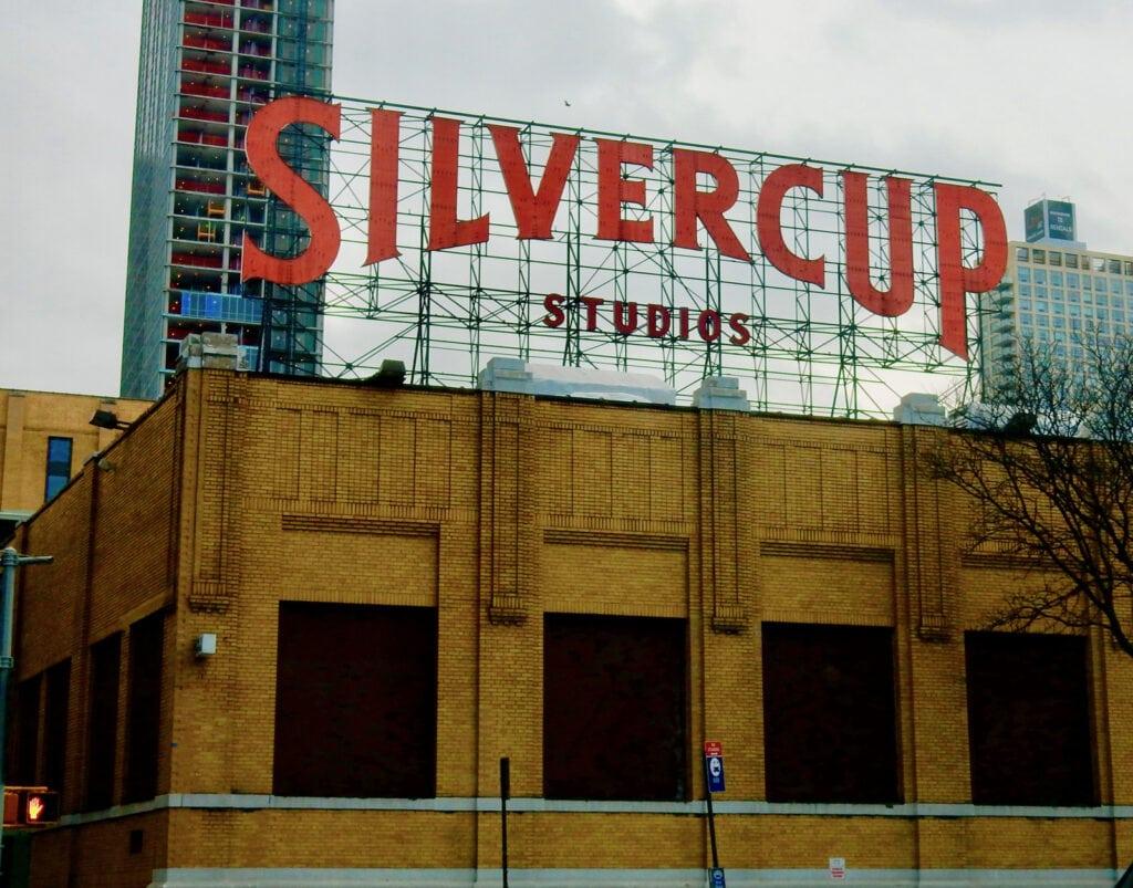 Silvercup Studios Long Island City