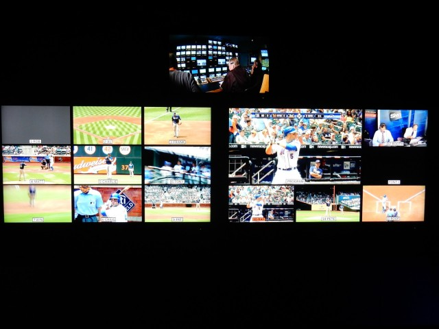 Sports Real Time Editing, Museum of Moving Image, NY