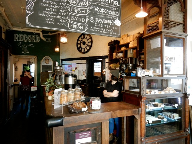 Sweetleaf Coffeehouse, Long Island City NY