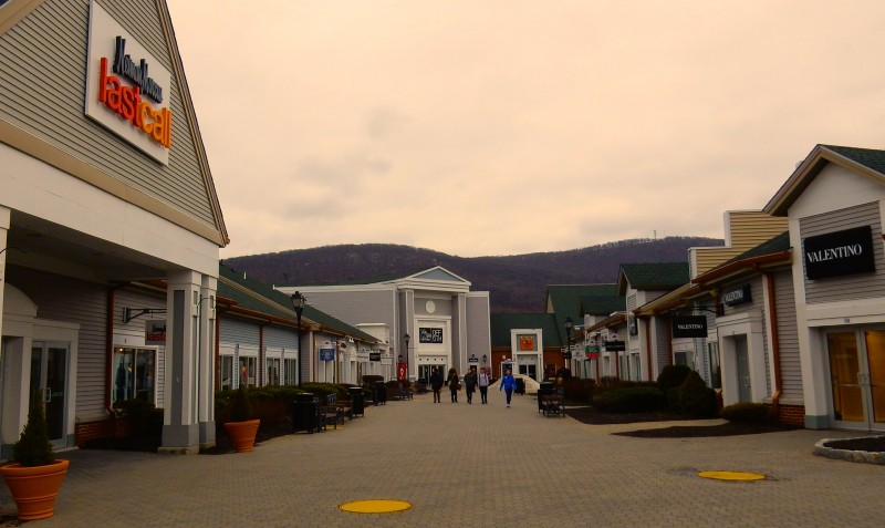 Woodbury Common, Central Valley NY