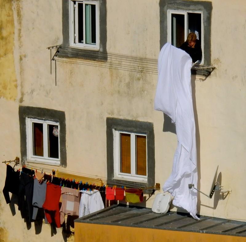 Airing Laundry, Porto Portugal