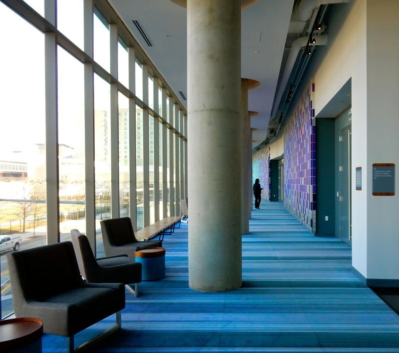 Aloft Meeting Space, Boston MA