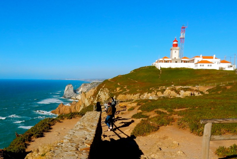 Cabo De Roca, Westernmost Point of European Mainland, Portugal