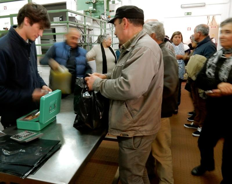 Casa De Santo Amaro Olive Oil Producers, Open House