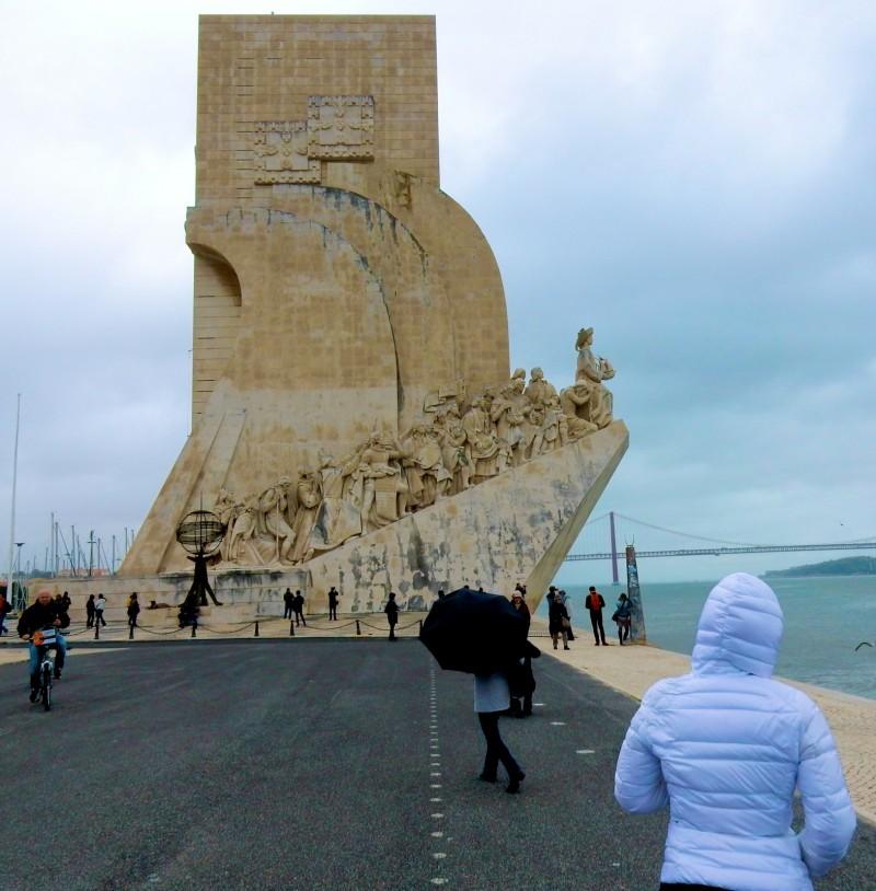 Discoveries Monument, Lisbon