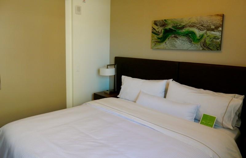 Element Hotel Bedroom