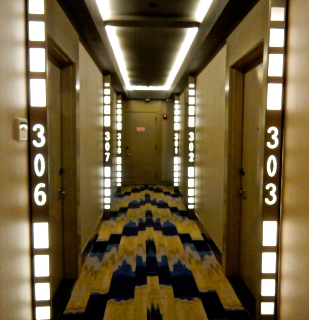 Hallway, The Brooklyn A Hotel NY