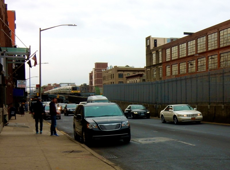 Outside The Brooklyn, A Hotel NY
