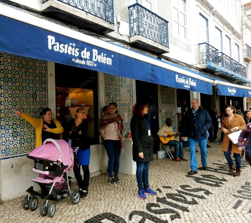 Pasteis De Belem, Lisbon, Portugal