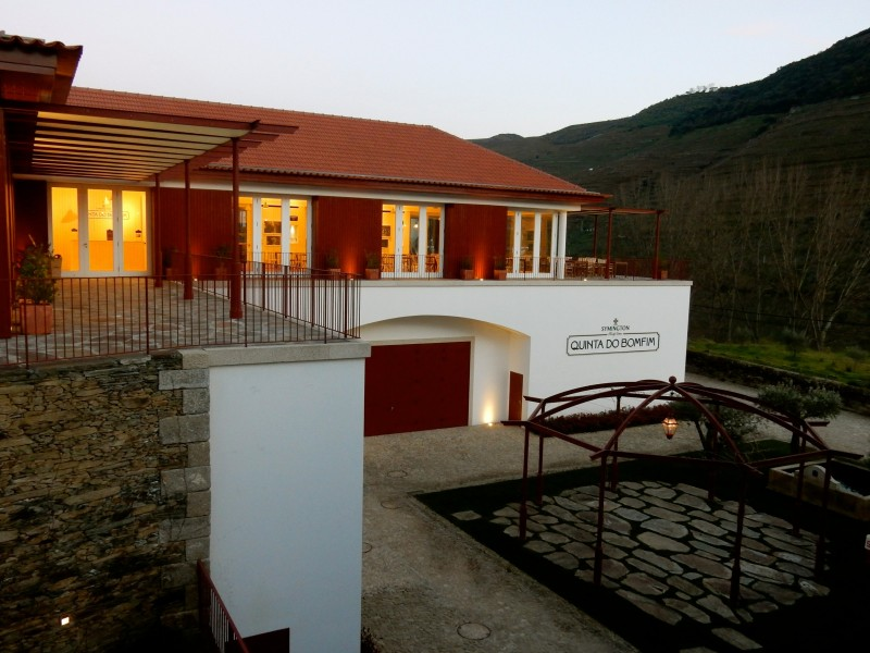 Quinta Do Bomfim Tasting Room, Portugal