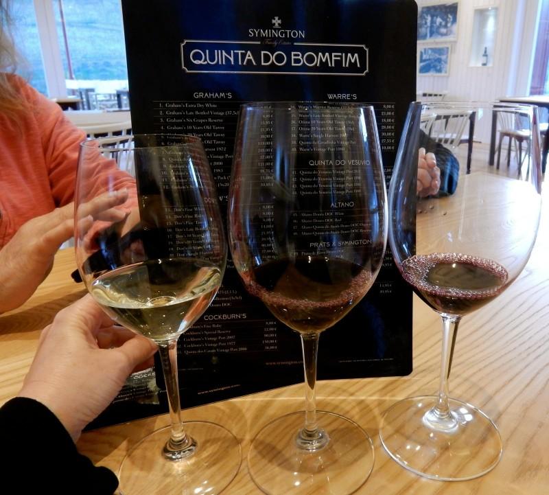 Quinta Do Bomfim Wine Tasting, Portugal