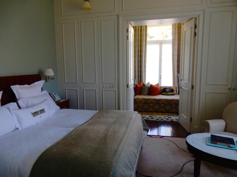 Room at Vidago Palace