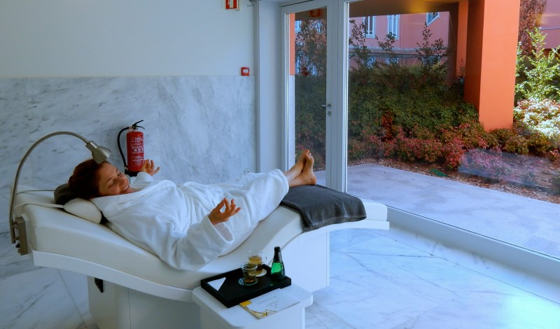 Spa Relaxation at Vidago Palace Hotel, Portugal