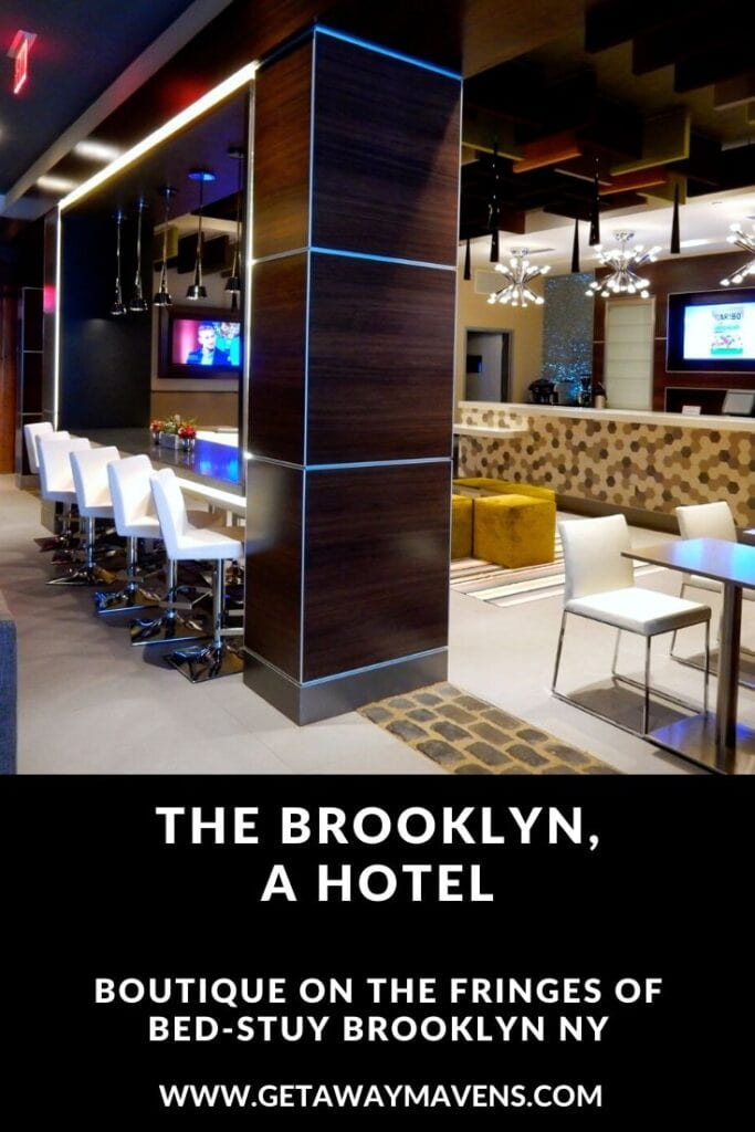The Brooklyn A Hotel NY Pin