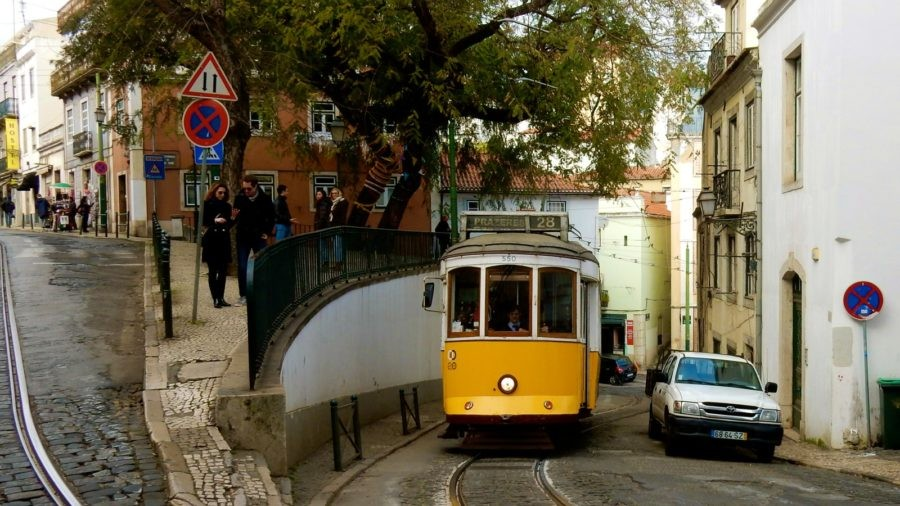 Lisbon and Sintra, Portugal In Pictures