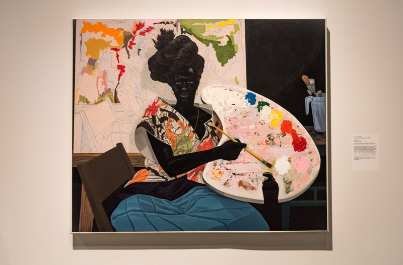 Untitled - Kerry James Marshall