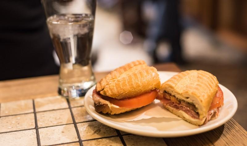 Via Quadronna panini