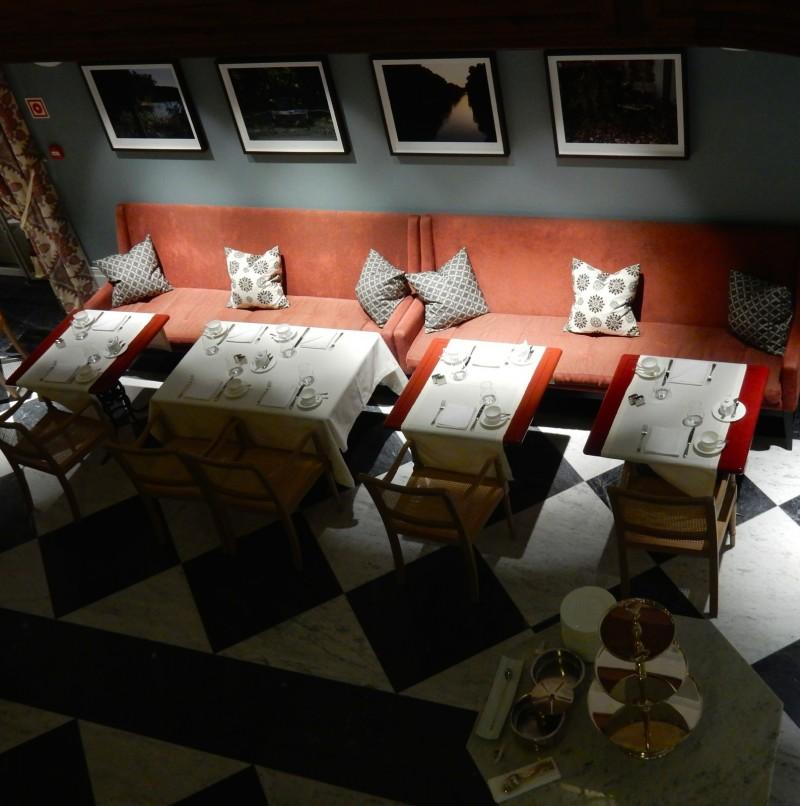 Vidago Palace Breakfast Room, Portugal