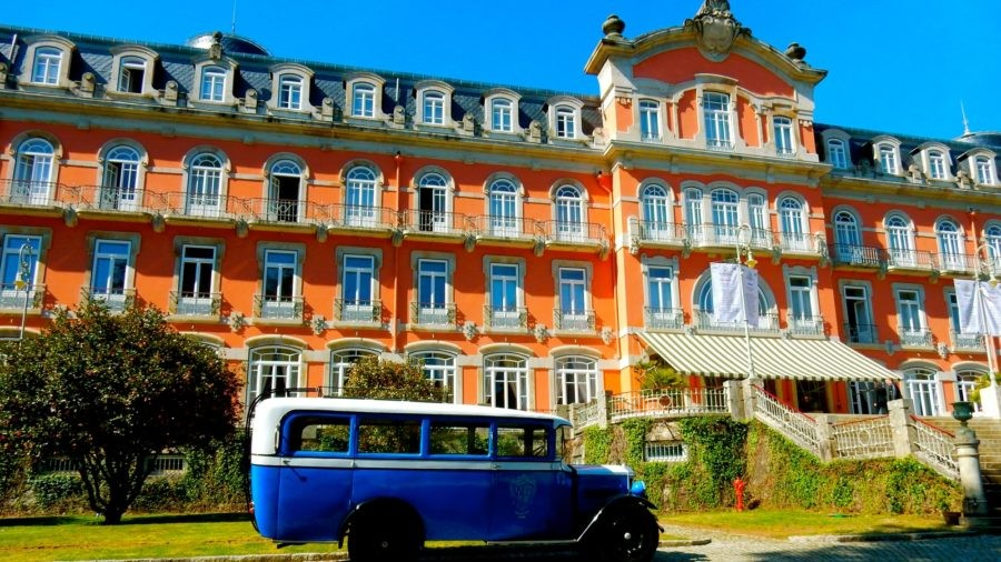 Vidago Palace Hotel and Spa: Vidago Portugal