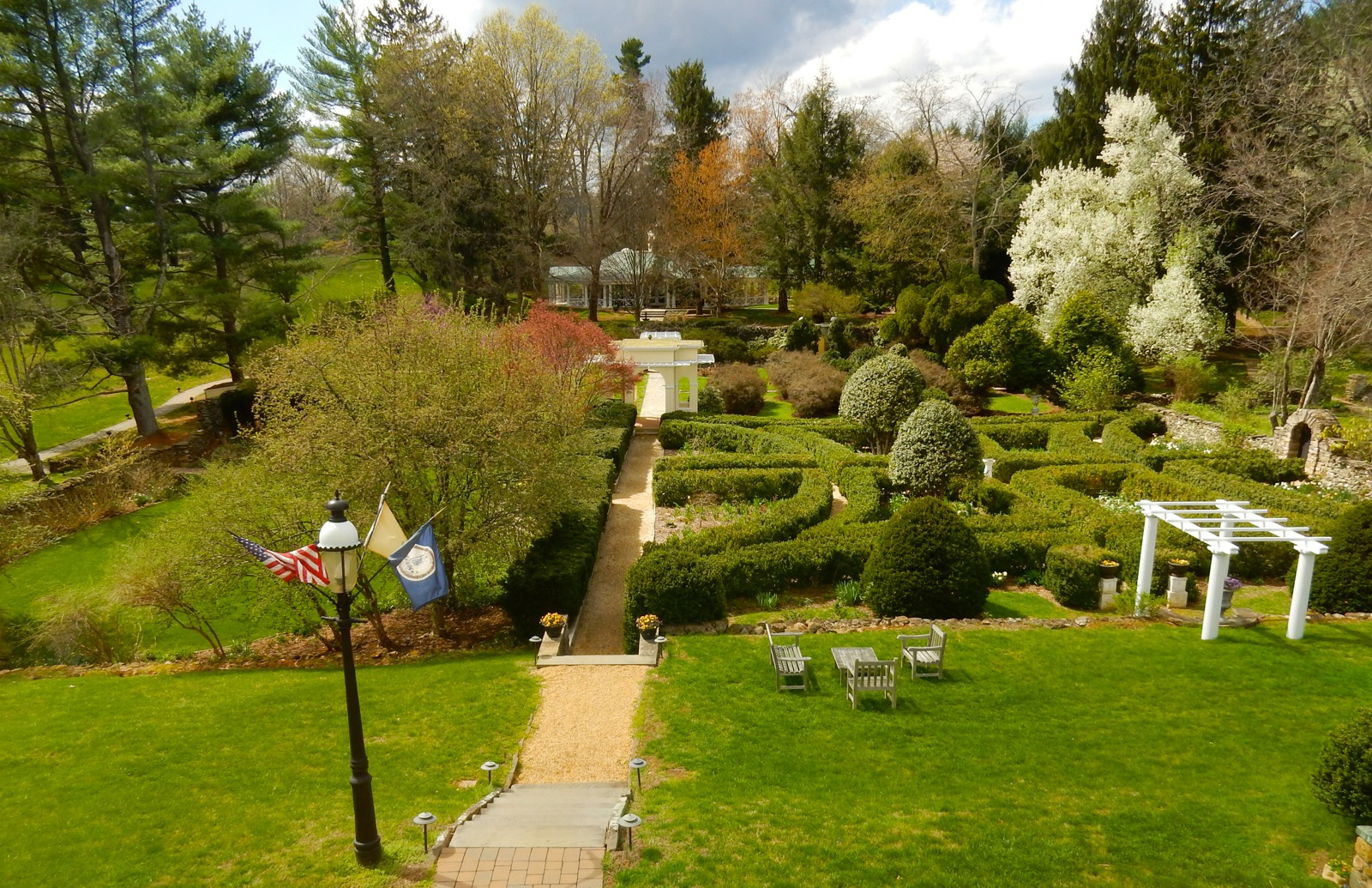 Airlie Resort English Garden Va