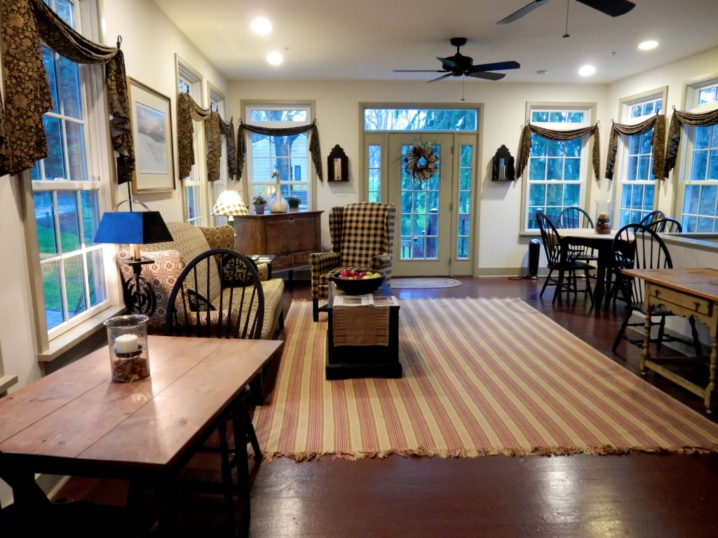 Back Room Addition - Wayside Inn