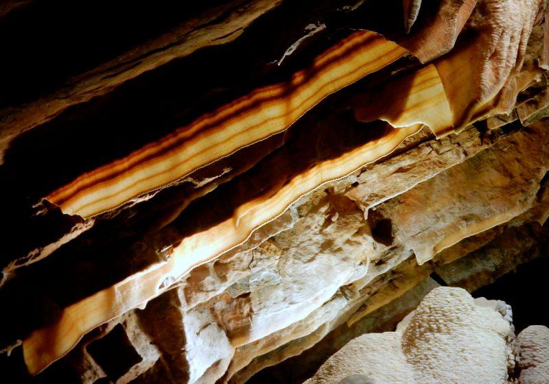 Bacon at Shenandoah Caverns, VA