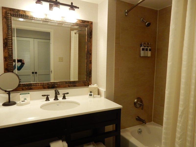 Bathroom, Lansdowne Resort, Leesburg VA