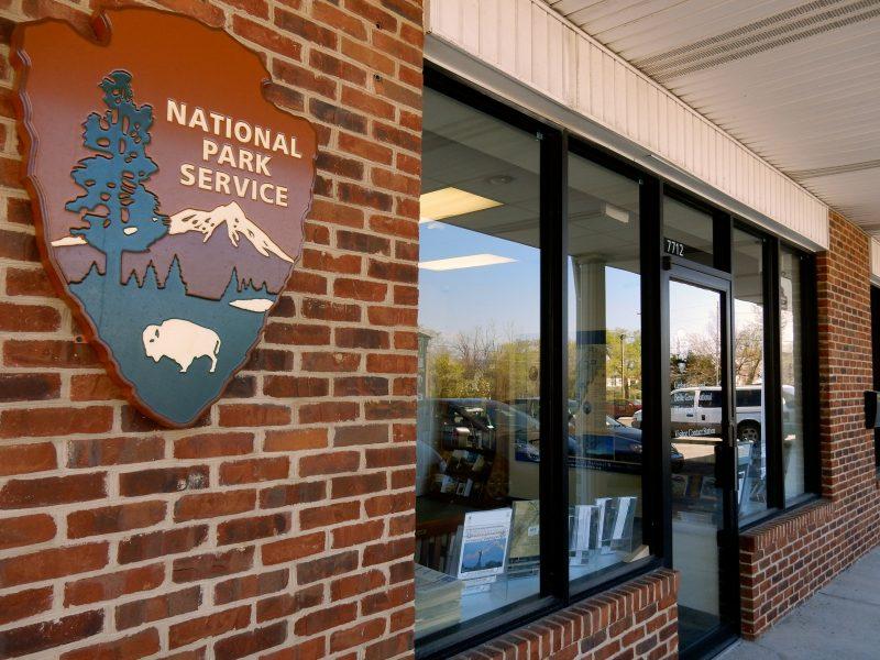 Battle of Cedar Creek Contact Visitors Center, Middletown VA