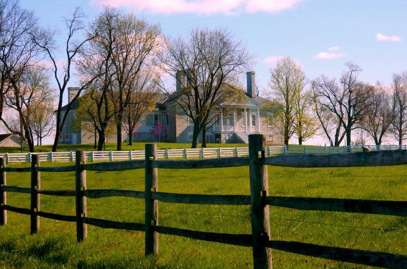 Belle Grove Plantation, Strasburg VA
