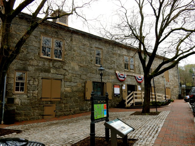 B&O Railway Station Museum, Ellicott City MD @GetawayMavens