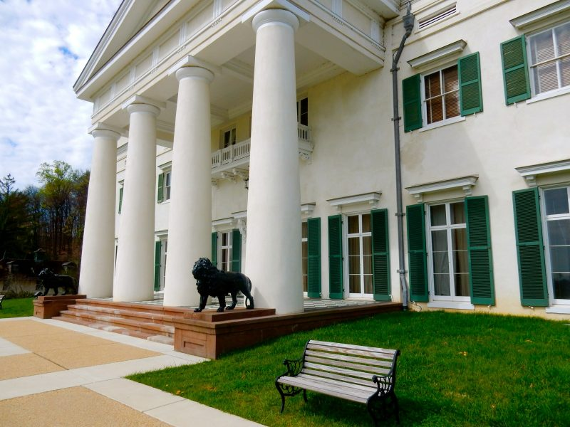 Davis Mansion, Morven Park, Leesburg VA