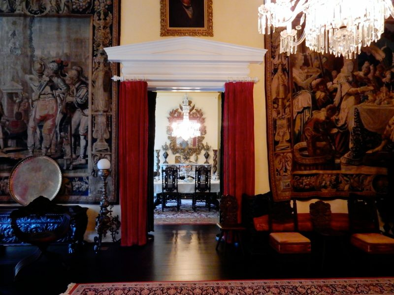 Davis Mansion at Morven Park, VA