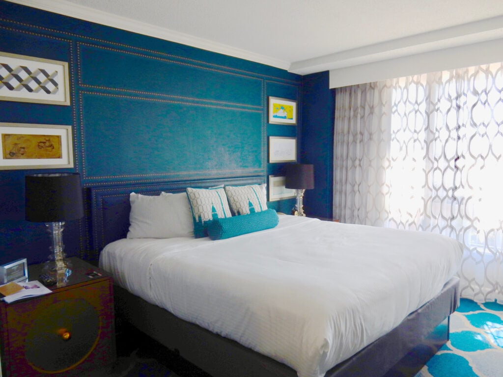 Embassy Row Hotel Guest Room