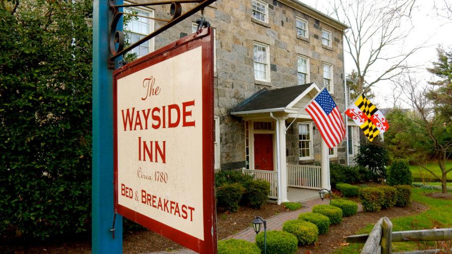 The Wayside Inn, Ellicott City MD