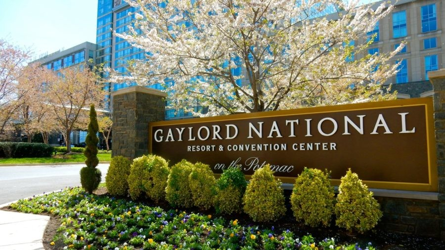 Gaylord National Resort and Convention Center, National Harbor MD