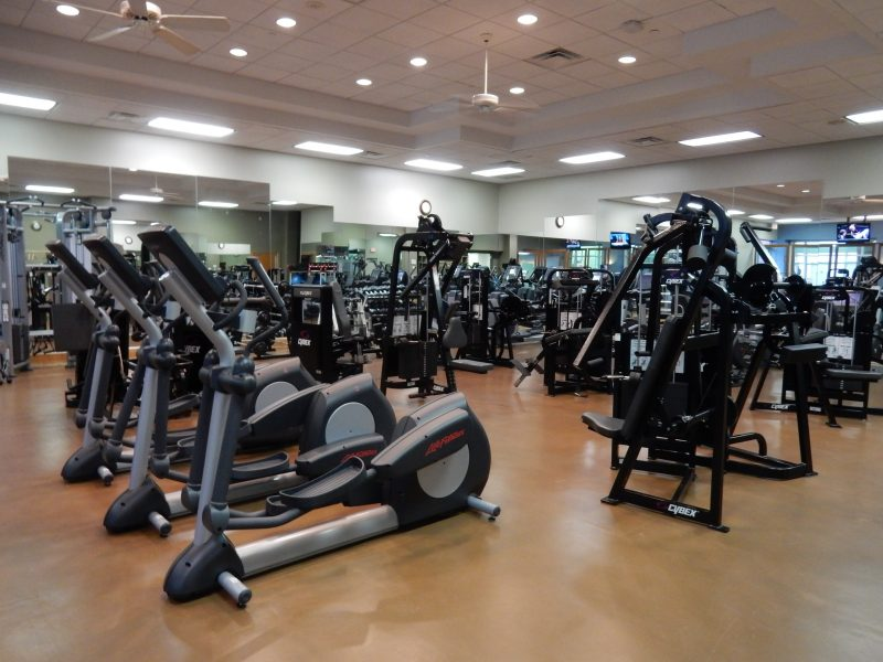 Fitness Center, Lansdowne Resort, Leesburg VA
