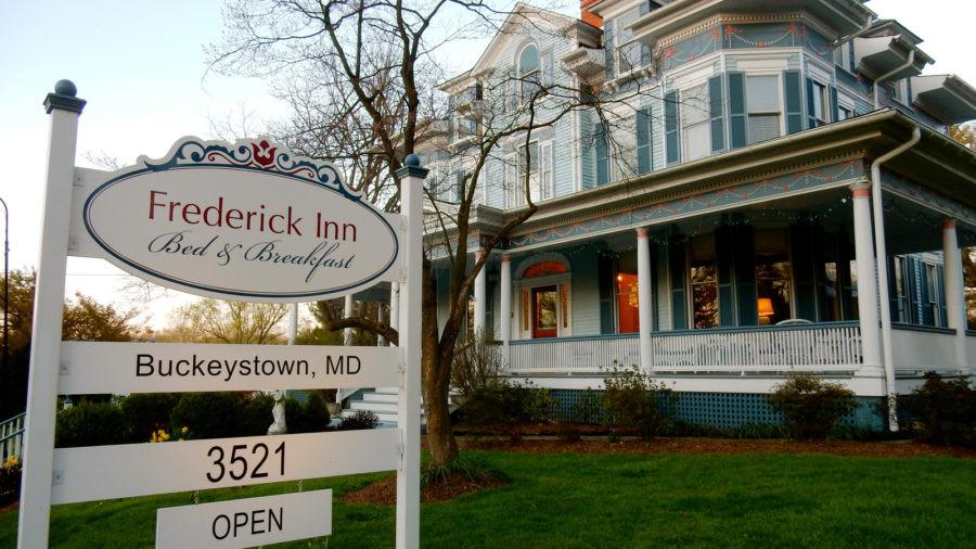 Frederick Inn B&B, Buckeystown MD