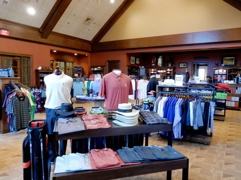 Golf Shop, Lansdowne Resort