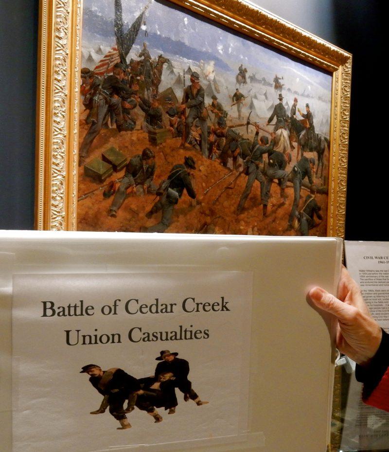 Hupps Hill Battle of Cedar Creek Museum, Strasburg