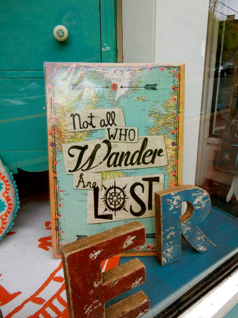 Not All Who Wander Are Lost Journey From Junk Ellicott City MD